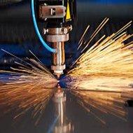Corte a plasma em aço carbono - 1