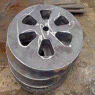 Corte de chapas de aço carbono - 2