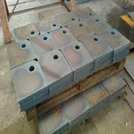 Corte de chapas de aço carbono - 3