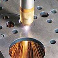 Corte de chapas de aço carbono - 4