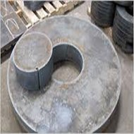 Corte de chapas de aço carbono