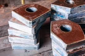 Tubo de ferro galvanizado - 1