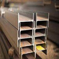 Vigas I de aço carbono - 1